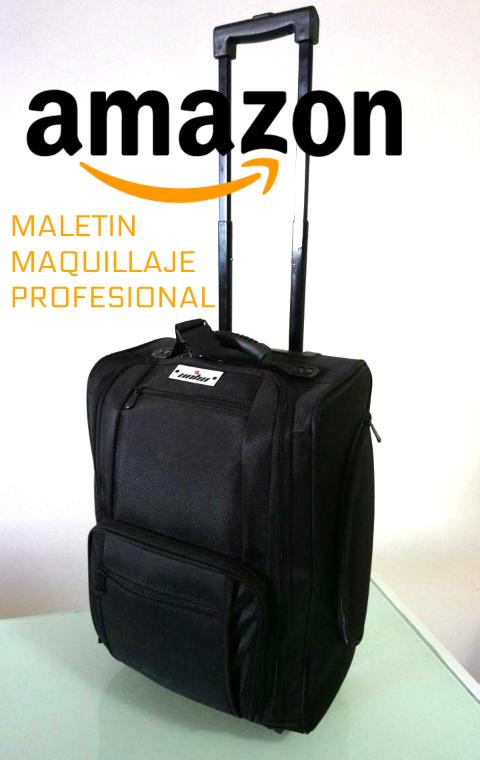 2695515ae MALETÍN MAQUILLAJE PROFESIONAL POR AMAZON VS ZÜCA - Esther Laguna Blog