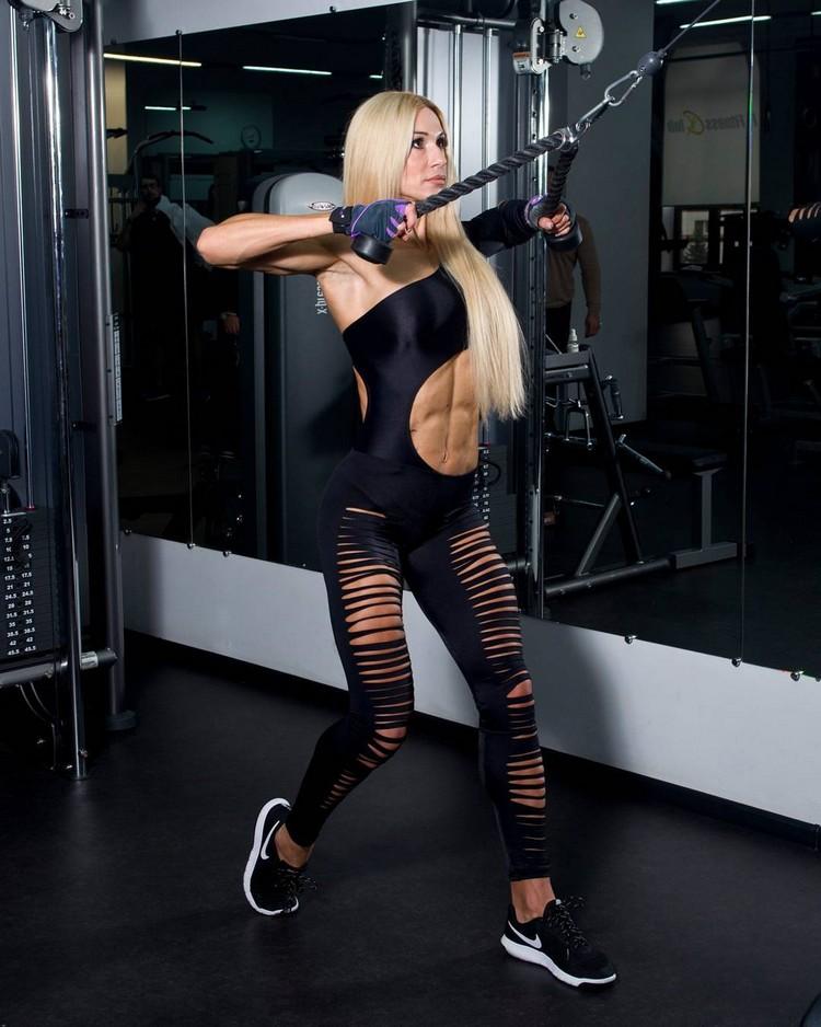 Multiple winner fitness Olga Kulinych 0001