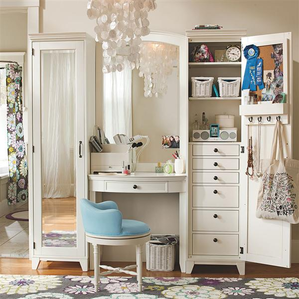 Shabby Chic Wardrobes, Closets & Dressing Rooms