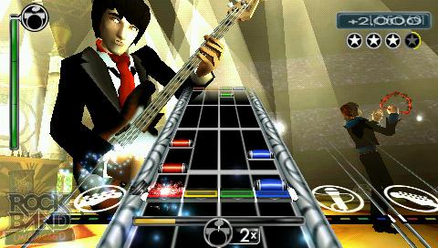 Игра Guitar Hero Для Psp