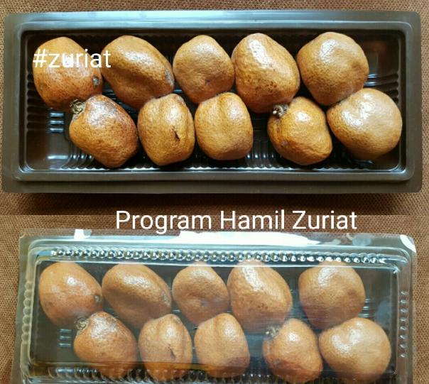 Order Buah Zuriat Online di Daruba