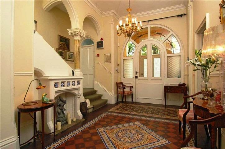Superieur Victorian Interior Paint Colors Home Design