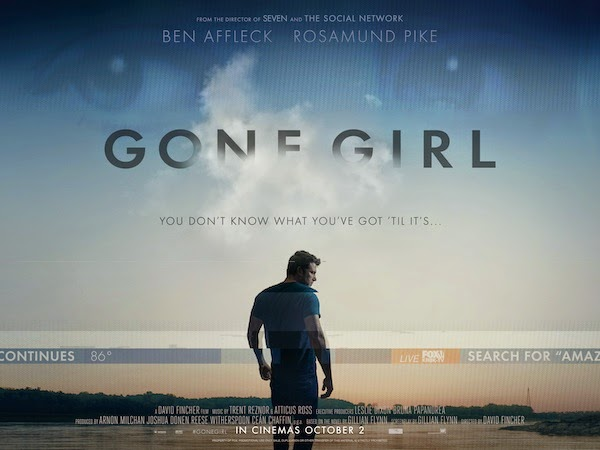 GONE GIRL- KAYIP KIZ
