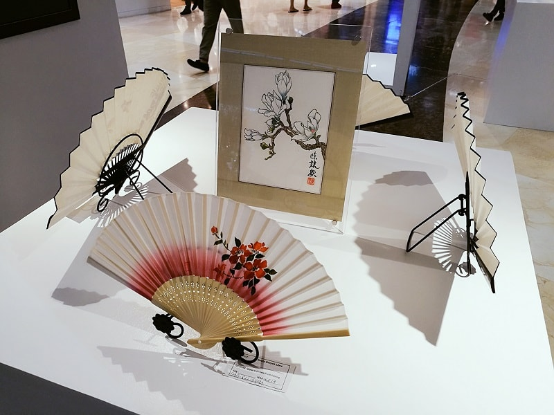 Arts of Lingnan Exhibit by Ateneo Confucius Institute