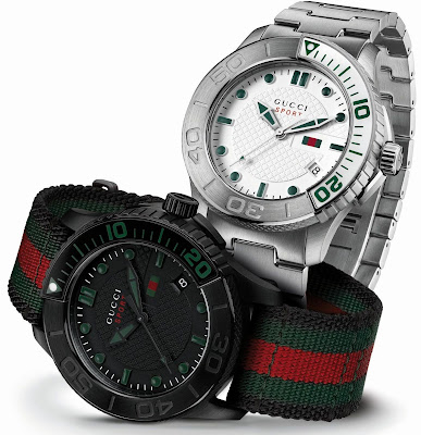 Gucci G-Timeless Sport watch