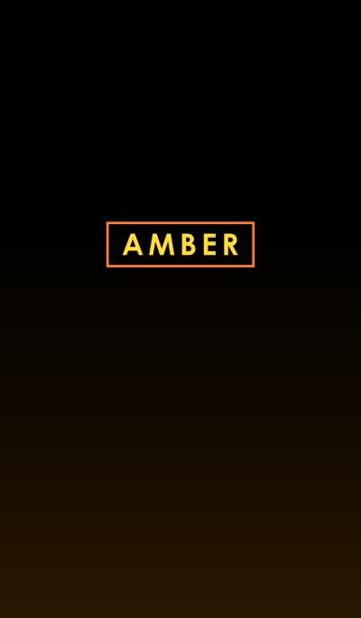 2 Amber in Black