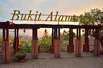 Hotel Bukit Alamanda Garut