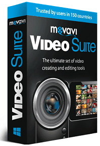 Movavi Video Suite Coupon Code - Personal Edition