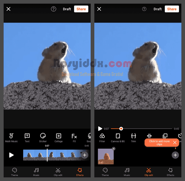 Download Viva Video Pro Mod VIP APK Versi Terbaru