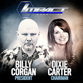 Billy Corgan vs Dixie Carter