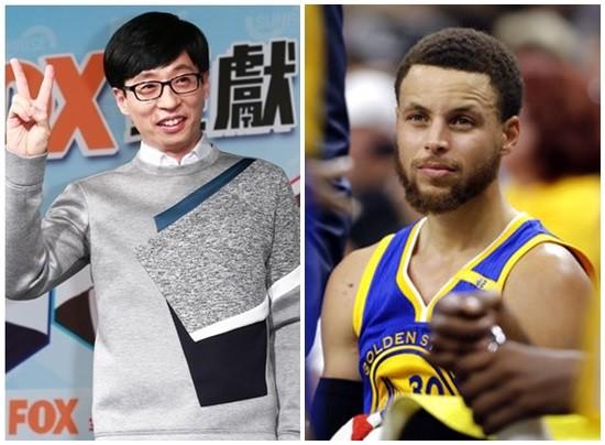 《無限挑戰》超狂無極限! 劉在錫確定同台NBA球星柯瑞