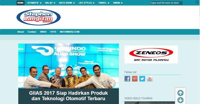 Stephenlangitan.com - Blog Otomotif  Terbaik Di Indonesia