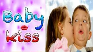 Top latest hd Baby Boy to Girl frist kiss images photos pic wallpaper free download 42
