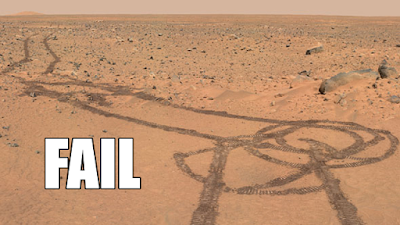 Meanwhile on Mars