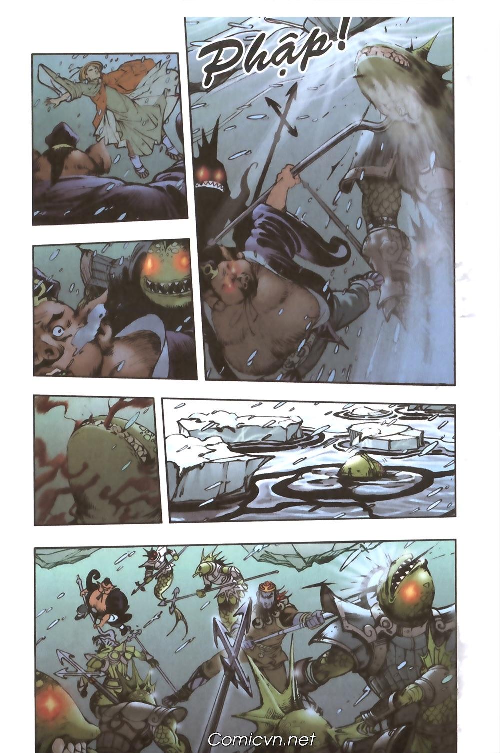 Tây Du Ký màu - Chapter 94 - Pic 9