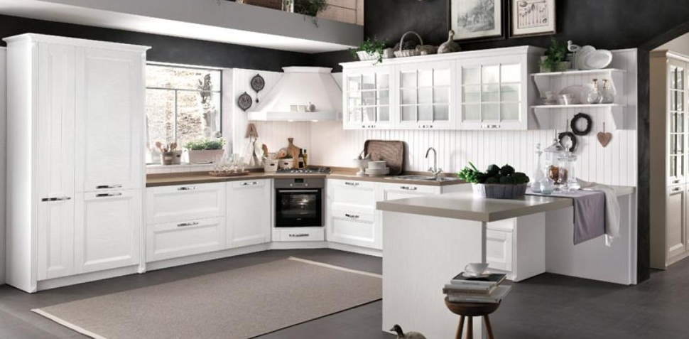 Cucine Country Milano Top Descrizione With Cucine Country
