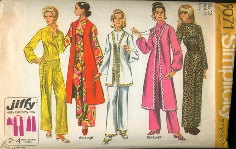 Wiki Releases Over 83,500 Vintage Sewing Patterns Of Pre-1992 Online For Download