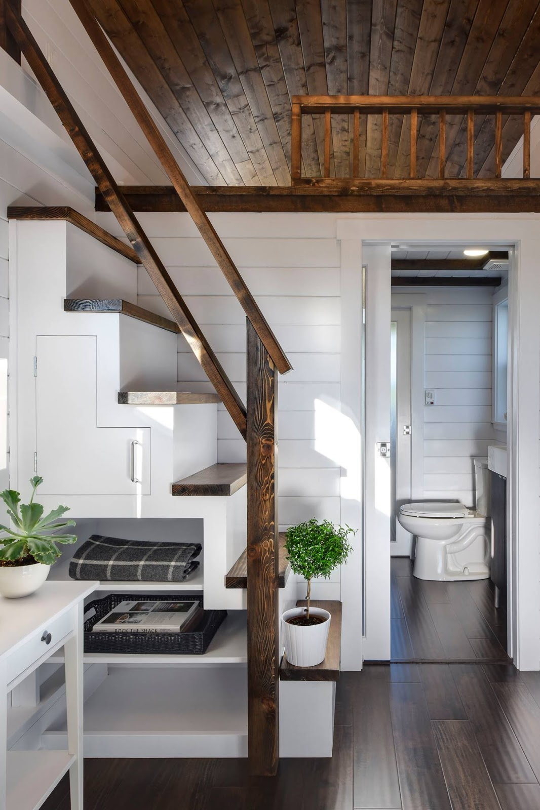 Tiny House Town 34 Loft Edition From Mint Tiny House Company