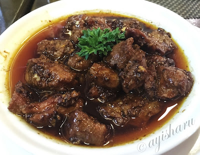 Everything Yummy - Beef Salpicao