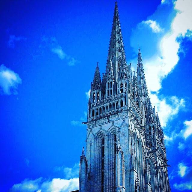Quimper I Finistere I Brittany I France I TravellingHopper