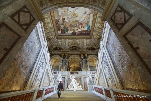 Kunsthistorisches Museum - Viena por El Guisante Verde Project
