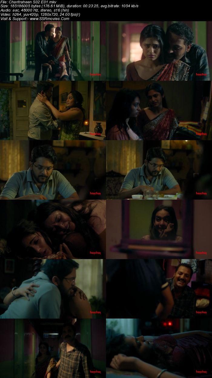 Charitraheen 2019 S02 Complete Hindi 720p 480p HDRip 1.5GB Download