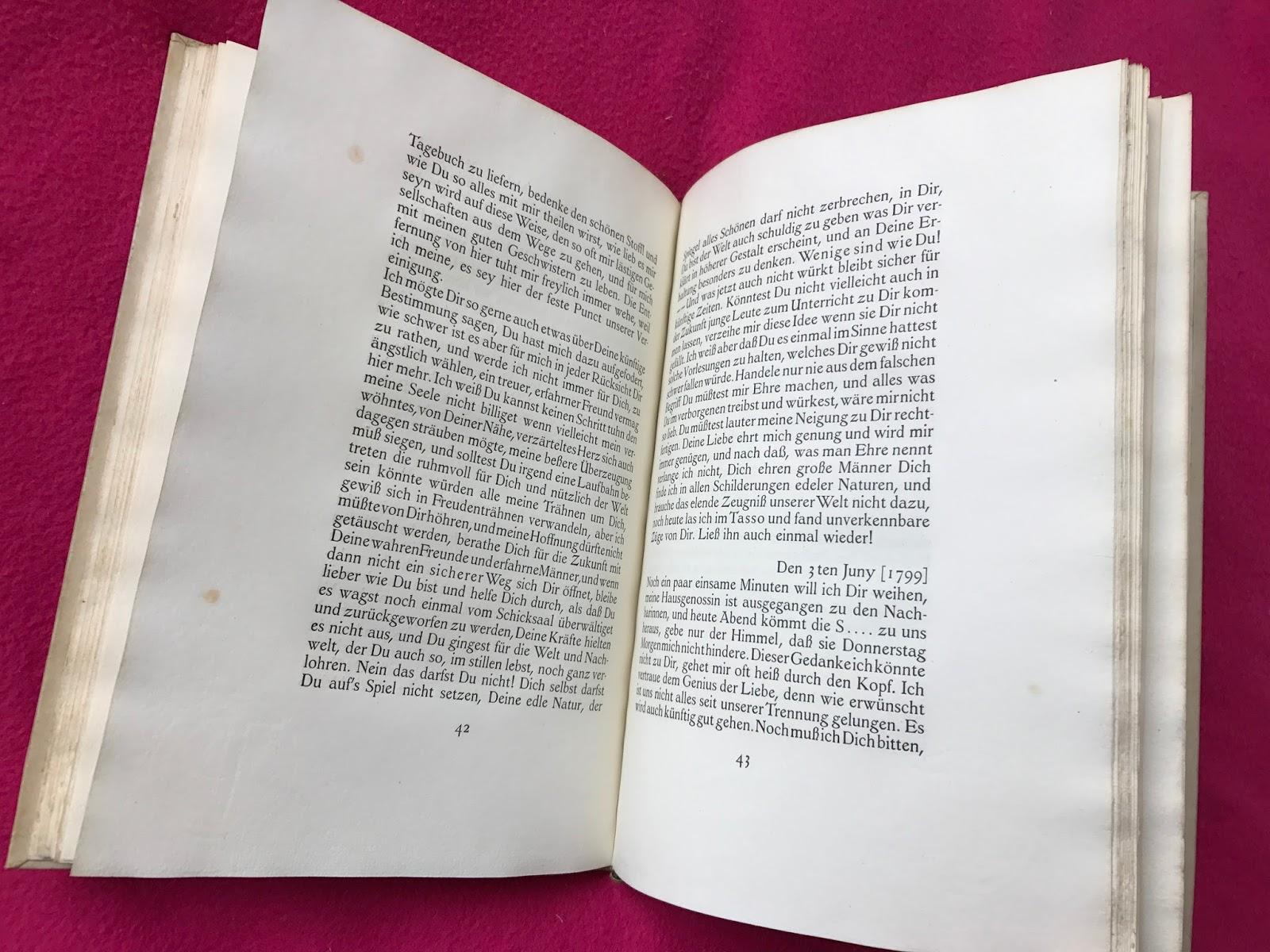 Books Which Deserve A Second Chance Die Briefe Der Diotima