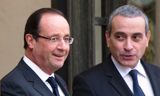 Hollande and Stefanini