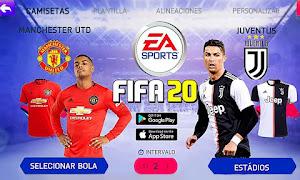 تحميل لعبة فيفا FIFA 2020 للأندرويد بدون نت من ميديا فاير بحجم صغير