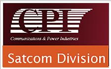 CPI logo SatCom Division