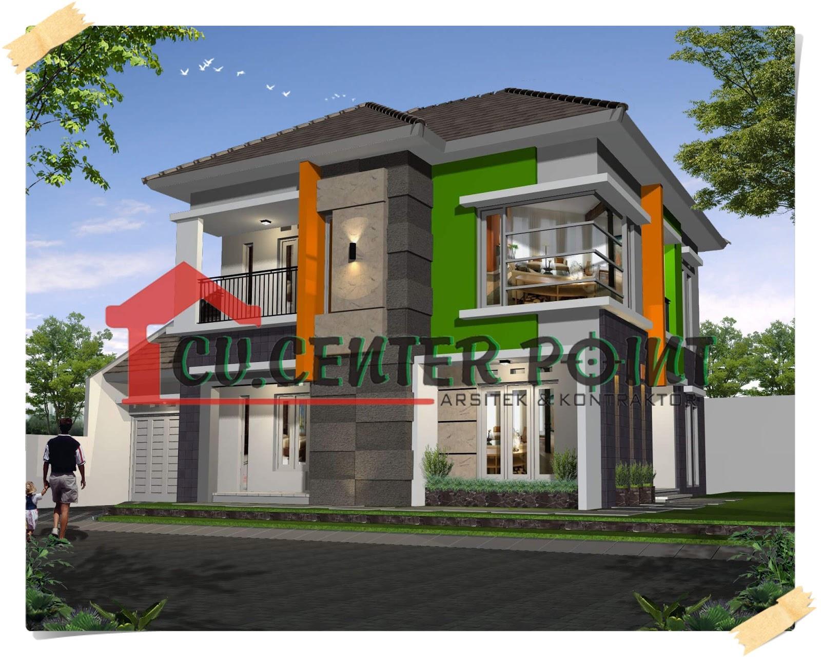 Jasa Desain Rumah Di Medan Rumah Minimalis Modern Minimalist House