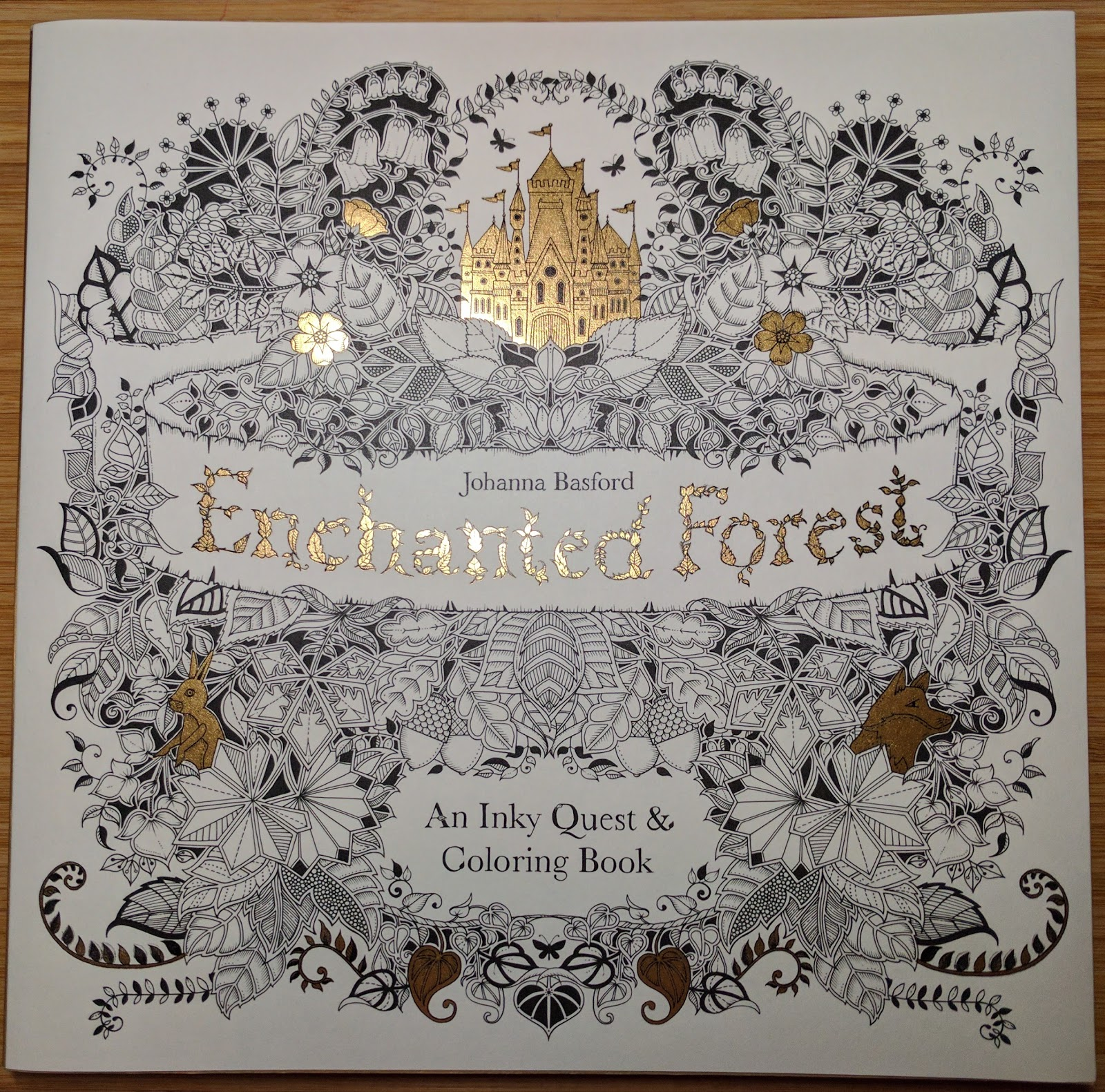 Like Most Coloring Books Enchanted Forest Is Available On Amazon Johannas Always Include A Hidden Object Type Of Game Where She Includes Certain