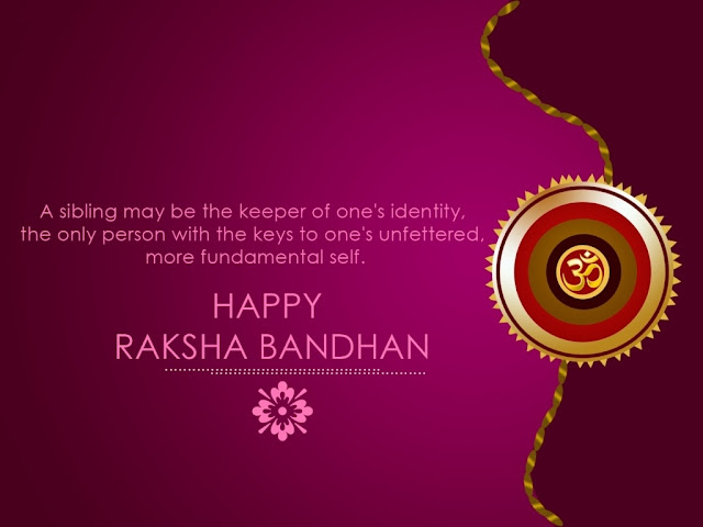 Raksha Bandhan Greeting Wallpapers