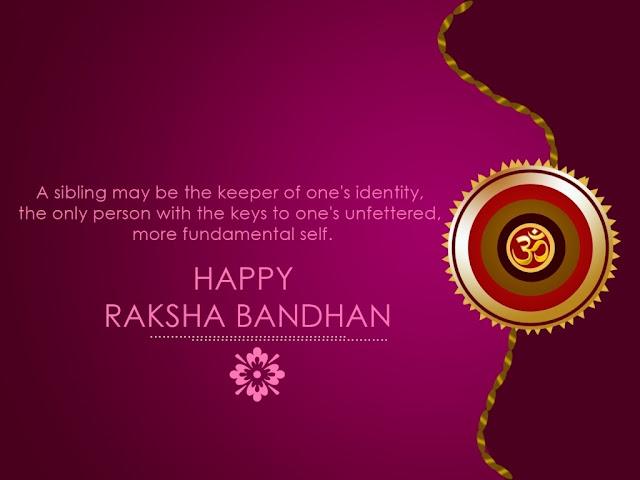Raksha Bandhan Greeting Wallpapers