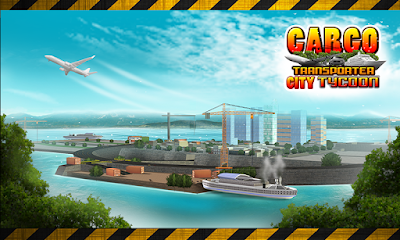 Cargo Transporter City Tycoon v1.3 Apk-screenshot-3