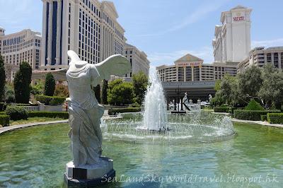 Las Vegas, Caesar Palace, 拉斯維加斯