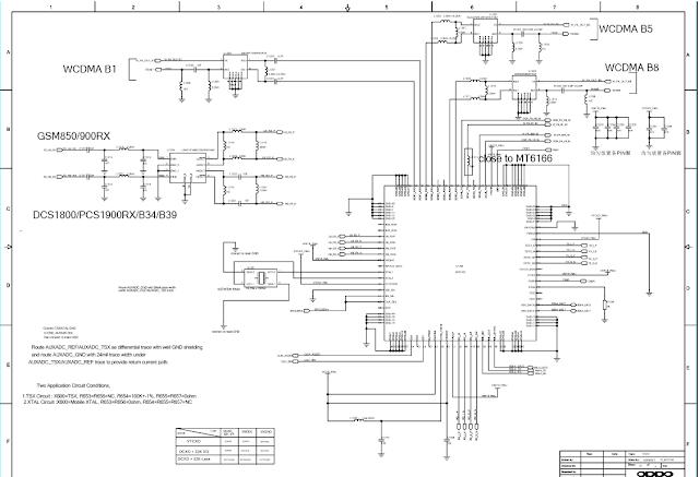 Oppo Neo 3 R831K Schematics