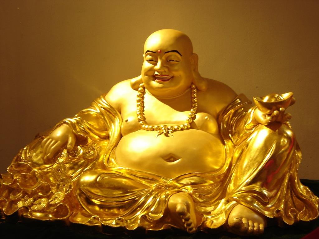 laughing buddha | HINDUGODS