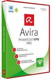 Avira Phantom VPN Pro 2.5