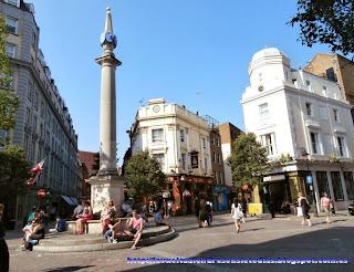Plaza de Seven Dials