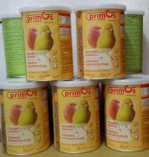 Benelux Primus Premium Canary