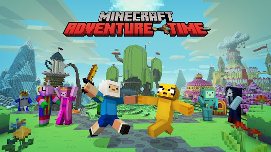 Perfection: Minecraft Adventure Time Mashup Pack! [GabeMODE]