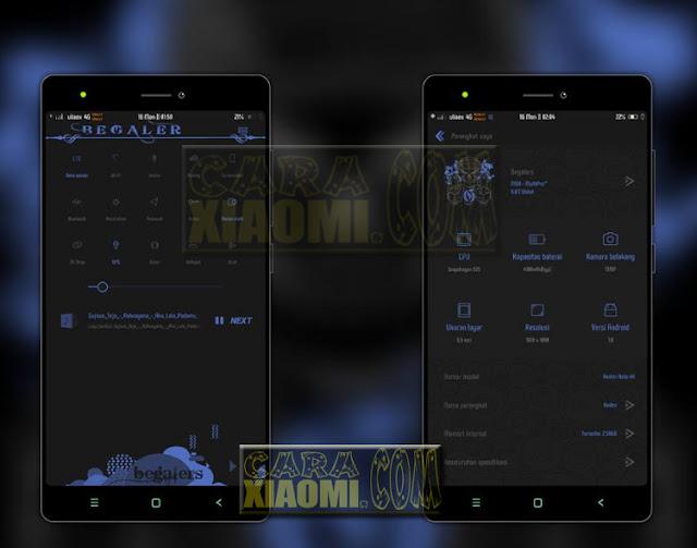 CDM Blue Full Dark Mtz Update