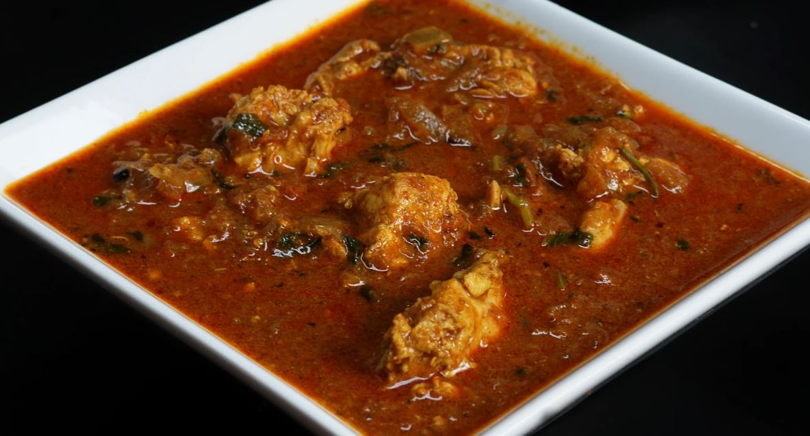 Chicken curry recipe chicken curry without coconut steffis recipes chicken curry recipe forumfinder Image collections