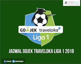 Jadwal Liga 1 Gojek Traveloka 2018