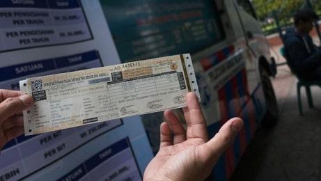 cara bayar pajak online motor dan mobil