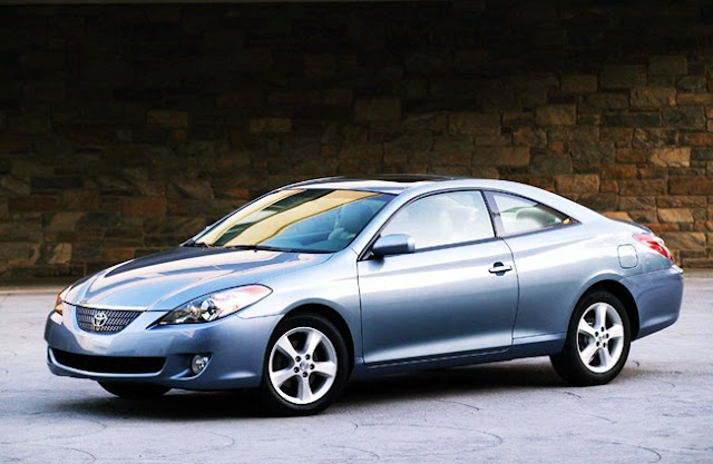 2004 Toyota Camry Solara SLE V6 Reviews and specs