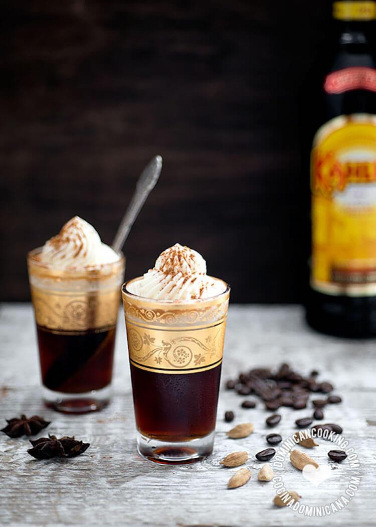 café de invierno
