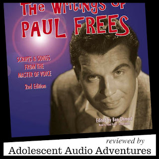 Adolescent Audio Adventures reviews The Writings of Paul Frees