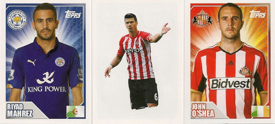 dc246f1ac 2014-15. Merlin s Premier League 2015 Official Sticker Collection Topps 544  stickers